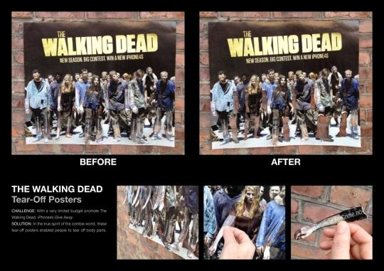 Poster The Walking Dead No Convencional