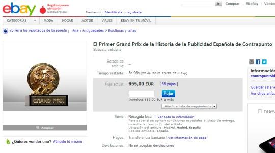 Cannes eBay