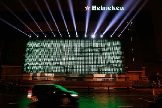 Heineken valla