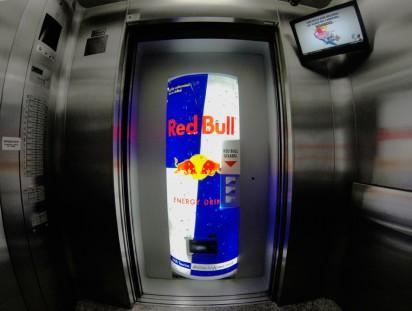 Red Bull Drive Thru