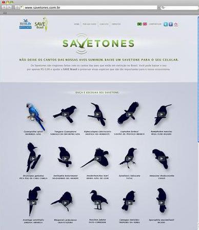 Savetones