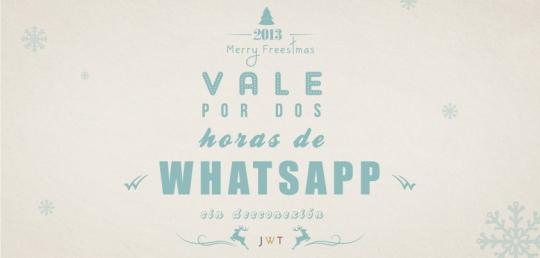 Merry freestmas una manera gratuita y original de - Como hacer una felicitacion de navidad original ...