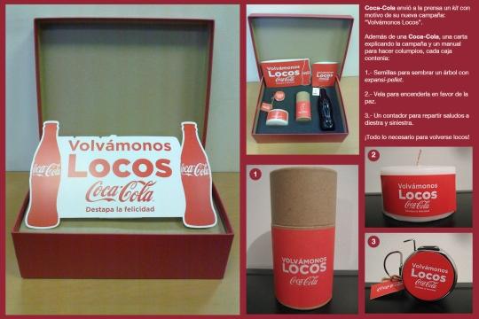 Coca Cola locos