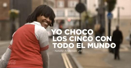Coca Cola: contagia tu locura