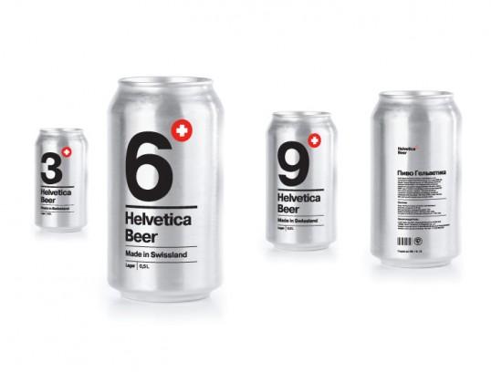 Helvetica Beer-1