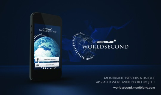 Montblanc worldsecond