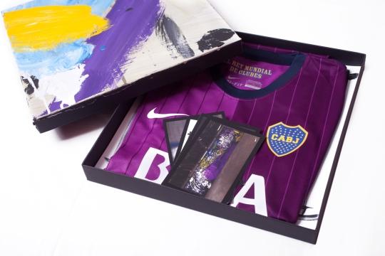 Boca  Shirt