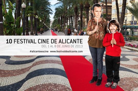 Festival de cine de Alicante - Fernando Tejero y José Coronado