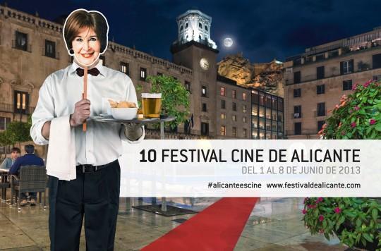 Festival de cine de Alicante - Concha Velasco