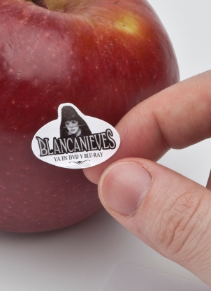 Blancanieves manzana