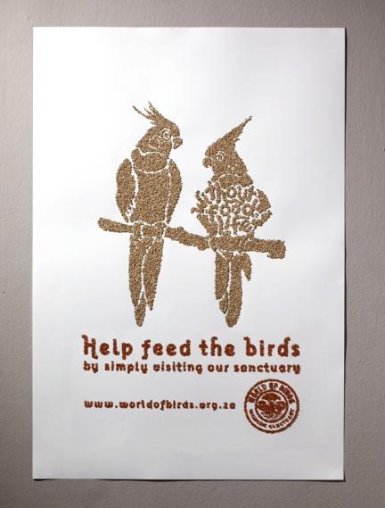 Fishgate world of birds