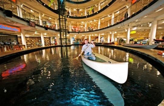 Globetrotter kayak