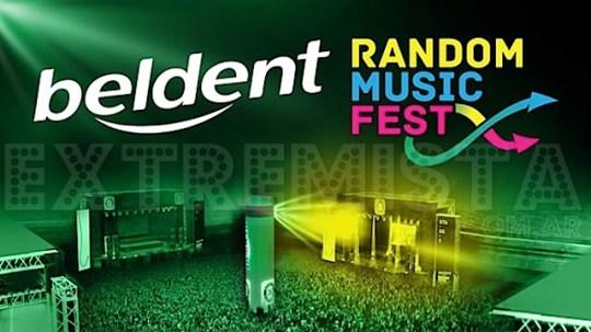 Beldent - Randon music fest