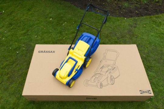 Ikea - Grassax