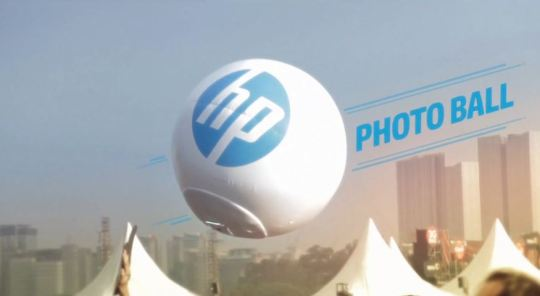 HP photoball