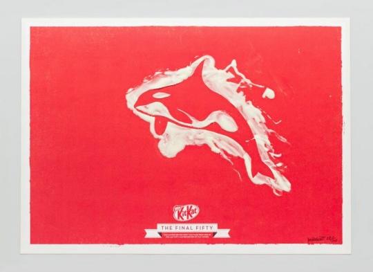 Kit Kat orca