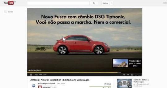 Volkswagen - Automatic skip ad