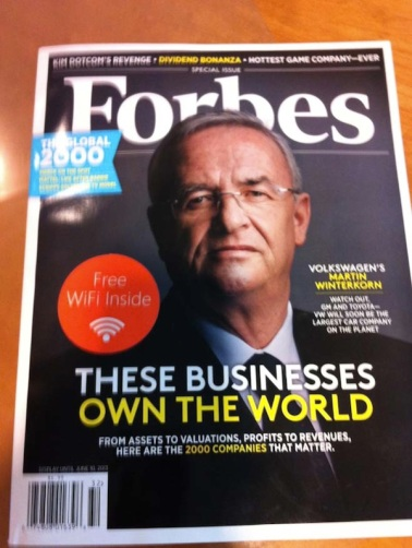 Forbes - Free wifi