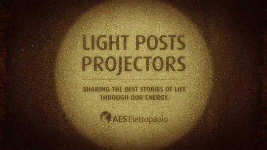 Light Posts Projectors