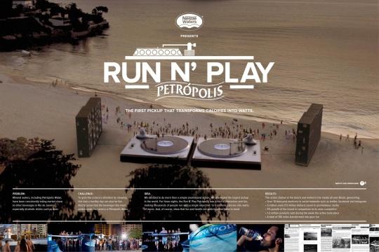 Run n play - Petropolis