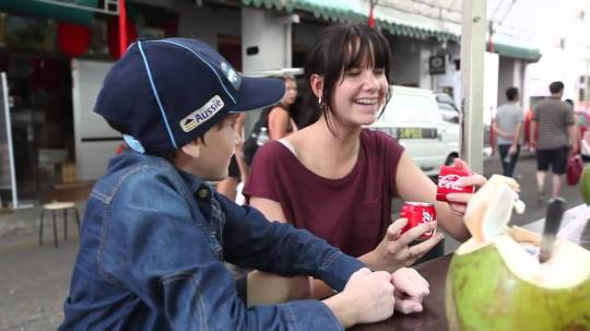 Sharing can by Coca Cola