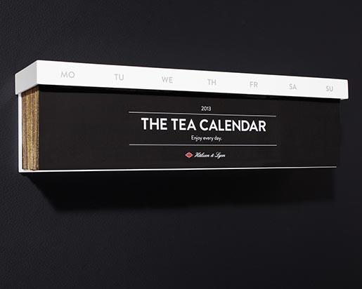 Tea calendar 1