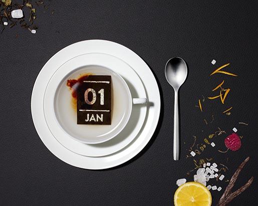 Tea calendar 7
