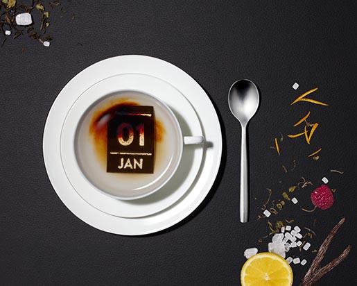 Tea calendar 8