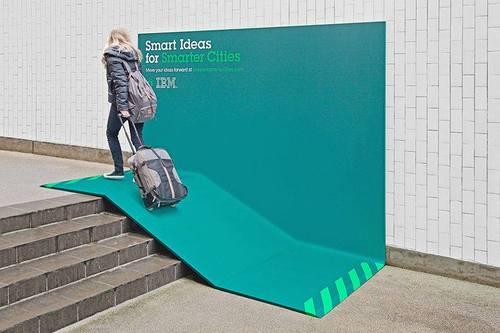 IBM stairs