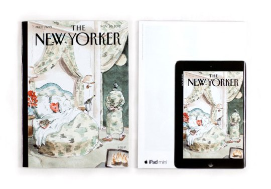 iPad Mini - New Yorker