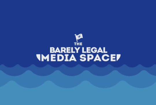 The barely legal media space