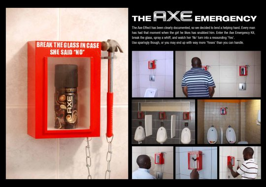 The Axe emergency