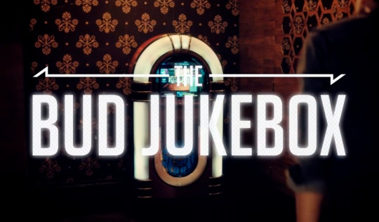 Budweiser jukebox