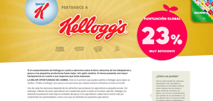 Kellogs fail