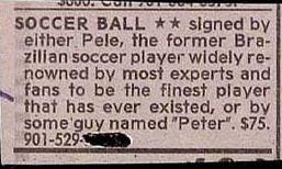 Pelé-Peter