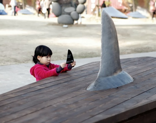 Shark tomb