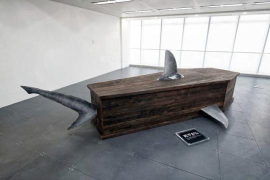 Ataud tiburon