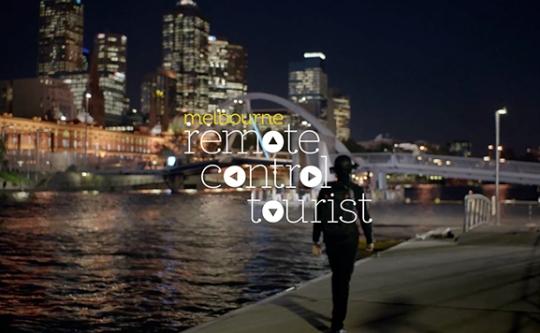 Melbourne tourist