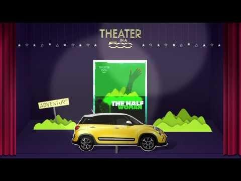 Primer teatro en un coche