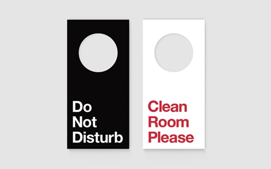 Helvetica cleaning