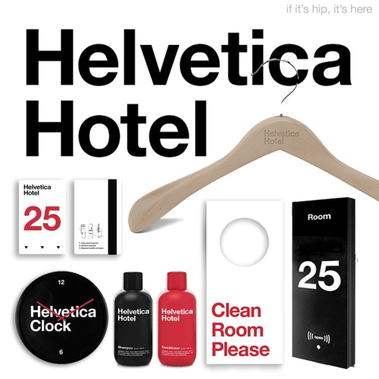 Helvetica things