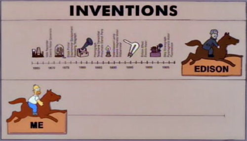 Inventions Homer