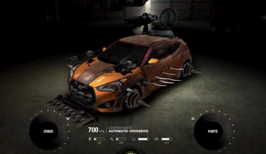 Hyundai zombies