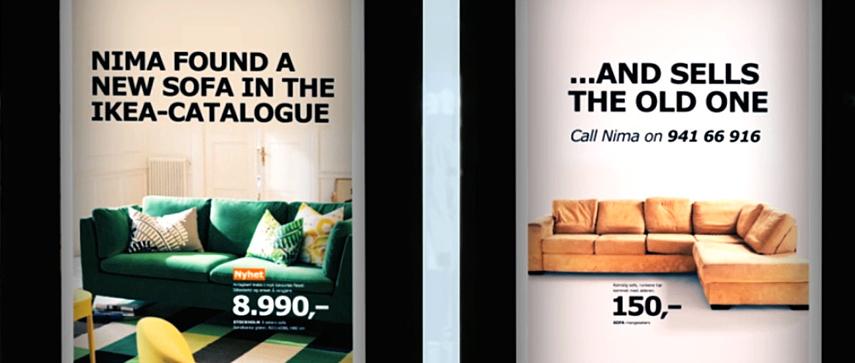 Ikea ayuda a vender los muebles de segunda mano de sus - Muebles antiguas de segunda mano ...
