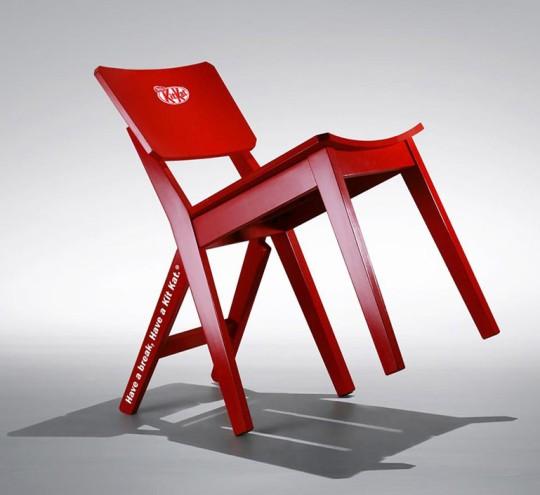 Kit Kat chair