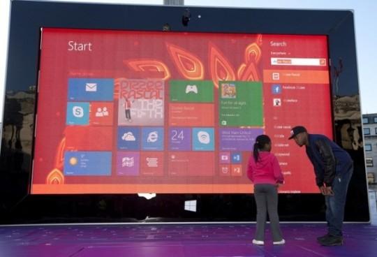 Giant Microsoft