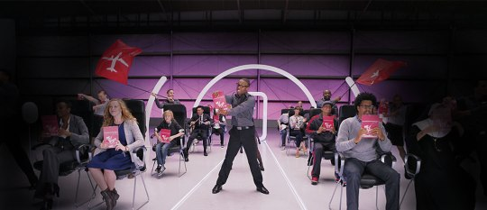 Videoclip Virgin America