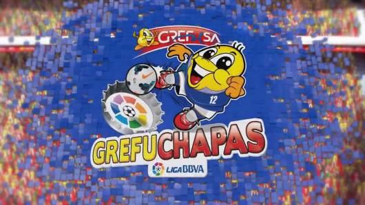 Chapas Liga BBVA