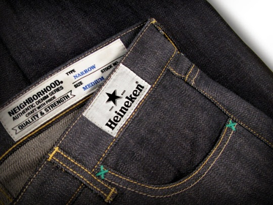 Heineken jeans