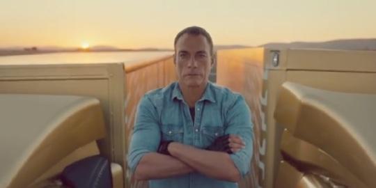 Jean Claude Van Damme & Volvo